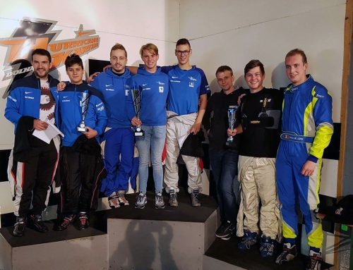 Grand Slam for BlueStar Racing Team at 12h race of HDKart
